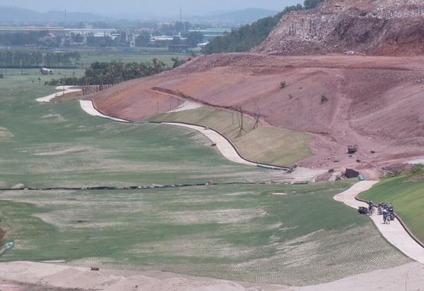 Dự án sân golf Yên Dũng - Bắc Giang